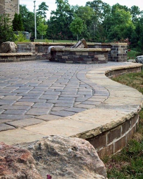 Exceptional Paver Patio Ideas Backyard Hardscape
