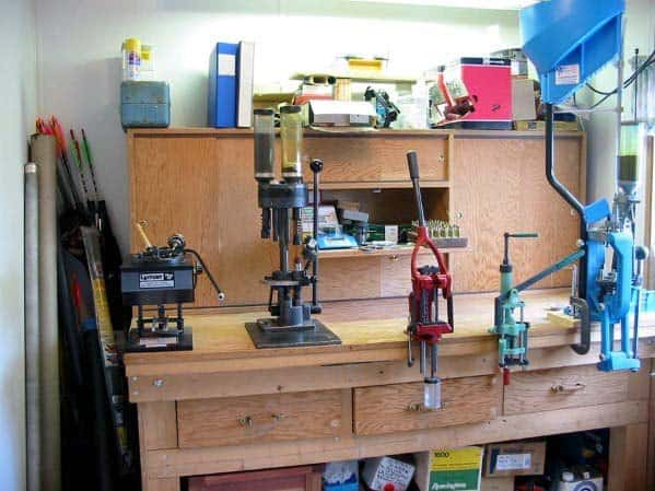 Exceptional Reloading Bench Ideas