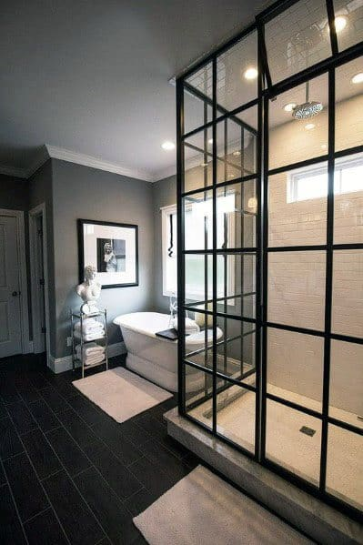 luxury features guest bathroom ideas