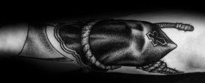 30 Executioner Tattoo Ideas For Men – Hangman Designs