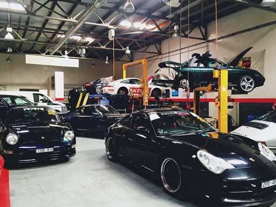 Exotic Garages Dream