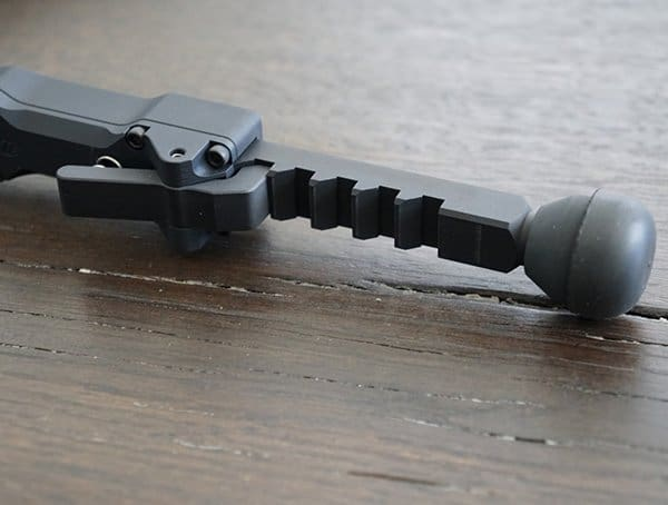 Expandable Feet Open Position Accu Tac Br 4 G2 Bipod