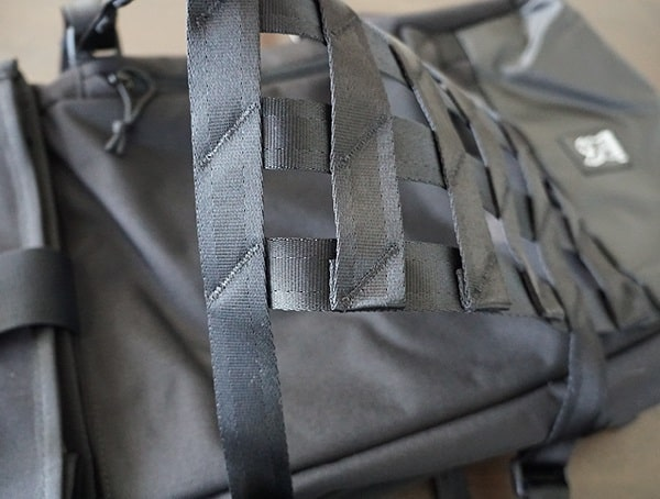 Expandable Front Panel Chrome Industries Barrage Cargo Backpacks