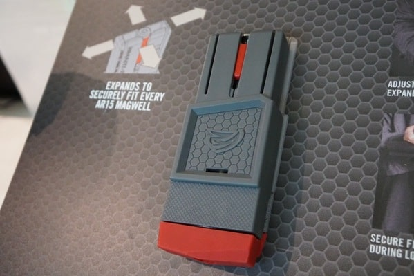 Expanding Ar15 Magazine To Fit Every Mag Well