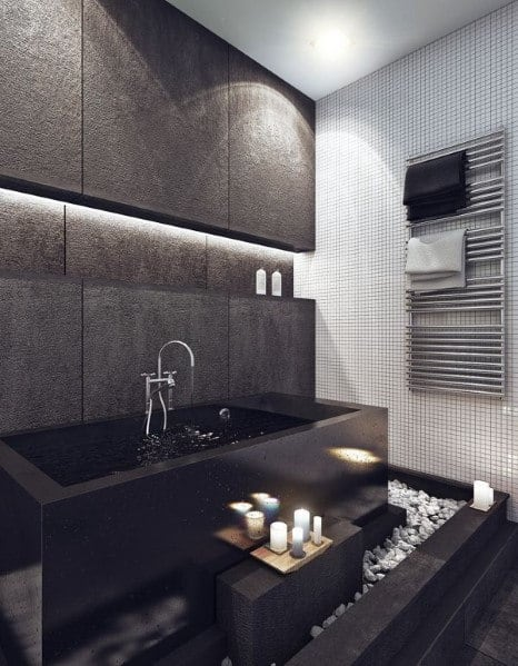 Modern Bathroom Design Ideas Pictures Tips From Hgtv: Top 60 Best Modern Bathroom Design Ideas For Men