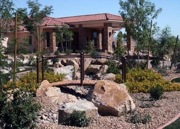 Exterior Desert Landscaping Design