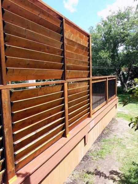 Exterior Designs Deck Railing