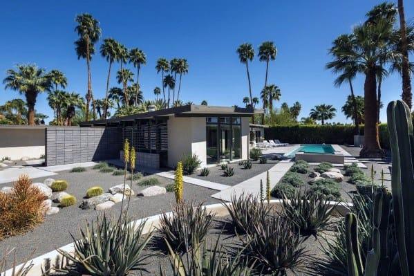 Exterior Designs Desert Landscaping