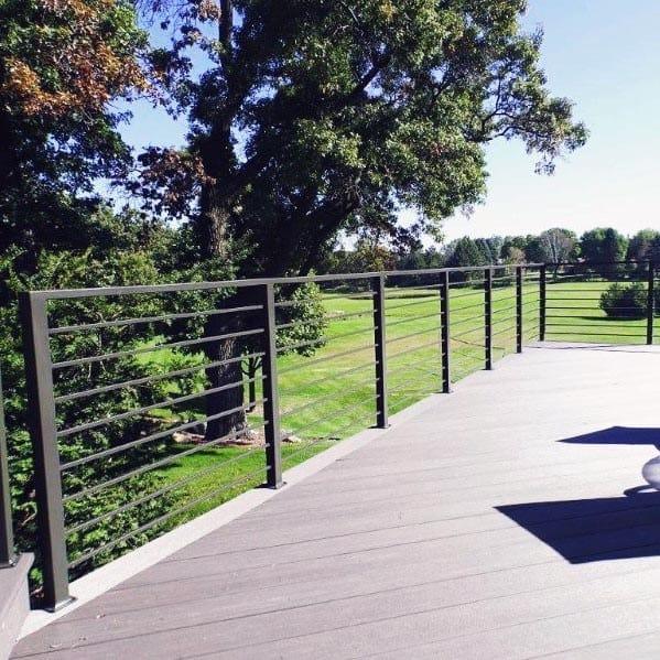Exterior Ideas For Deck Railing