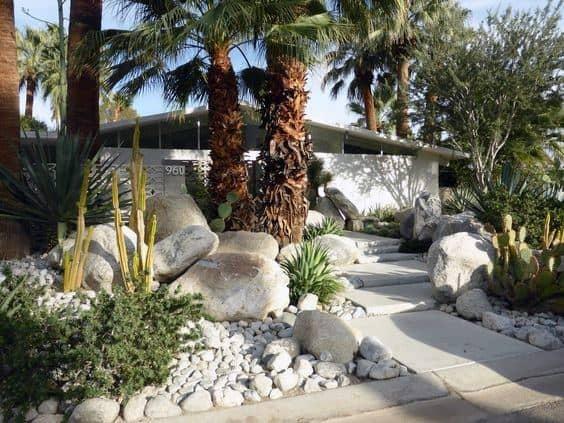 Exterior Ideas For Desert Landscaping