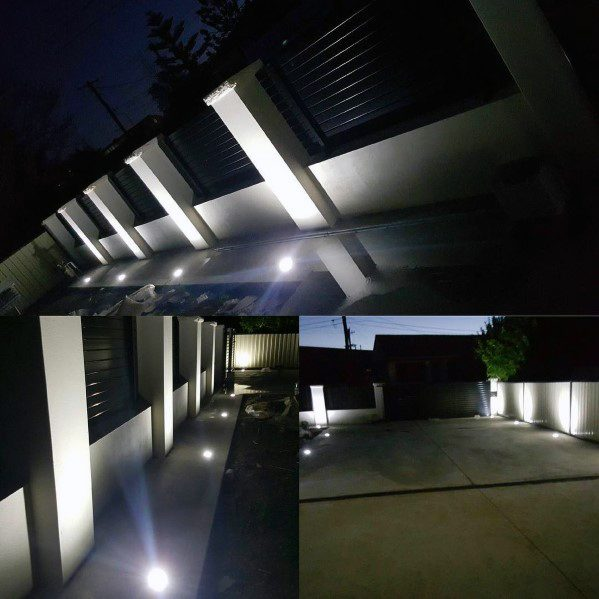 Exterior Ideas For Driveway Lighting