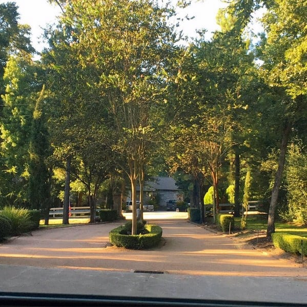 Exterior Ideas For Gravel Driveways
