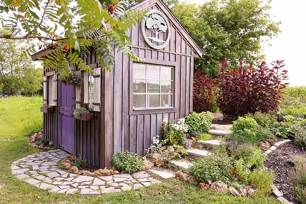 Exterior She Shed Ideas