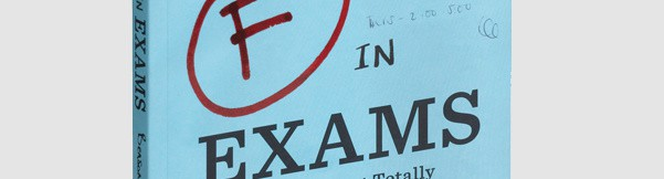 F In Exams Book By Richard Benson