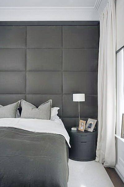 Fabric Headboard Ideas