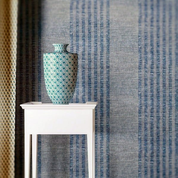 Fabric Ideas For Textured Wall