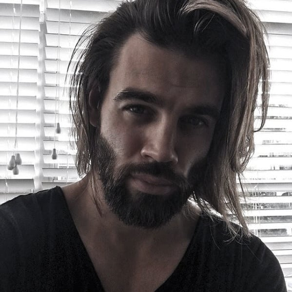 Facial Hair Beard Mens Cool Style Ideas