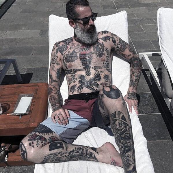 Facial Hair Beard Mens Manly Style Ideas