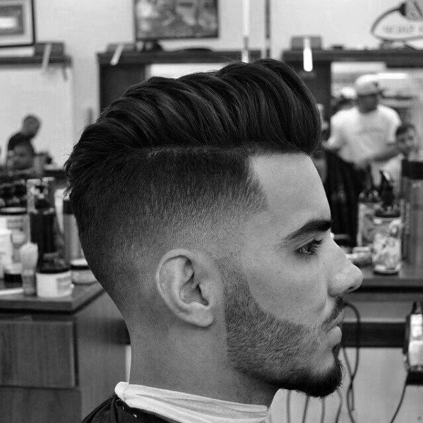 Phenomenal 36 Stylish Fade Haircuts For Men Your Hairstyle Lookbook Short Hairstyles For Black Women Fulllsitofus