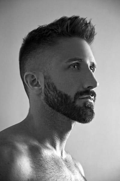 Fade Men's Hair