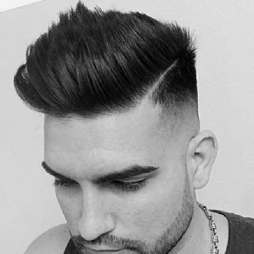 Fade Men's Haircut