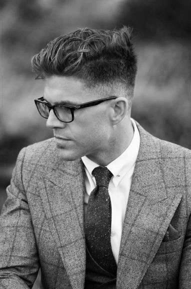 Fade Modern Mens Hair Cuts