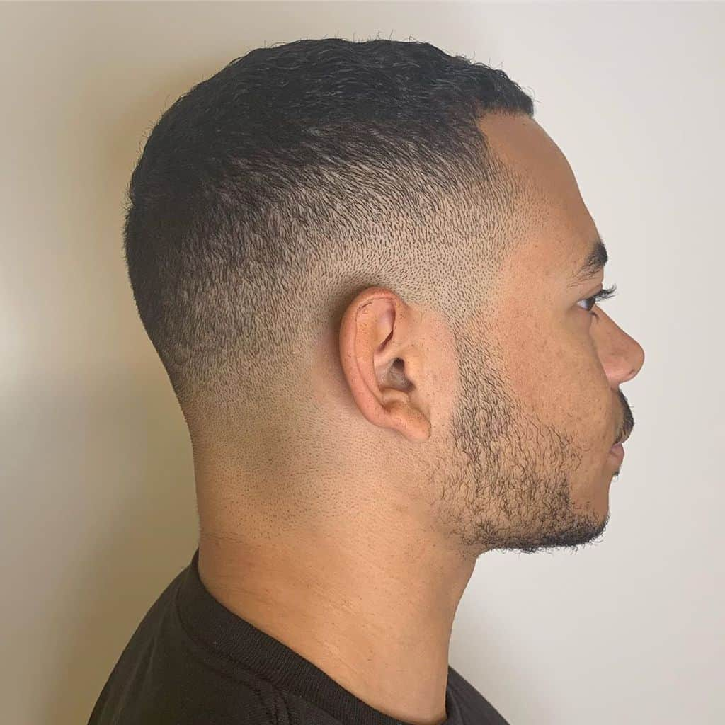 Faded Mens Cut