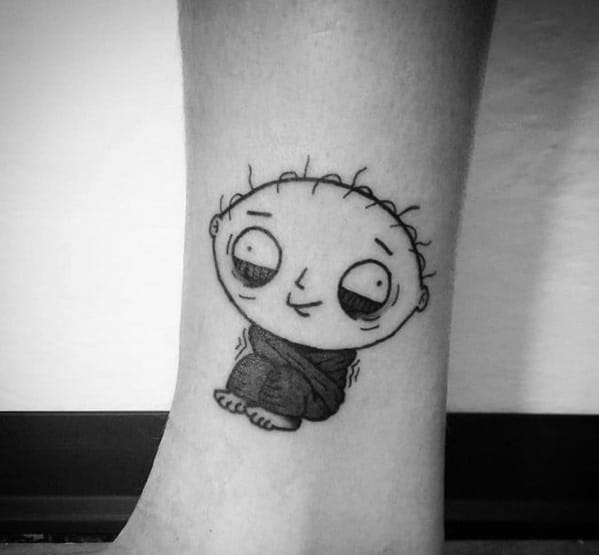 Family Guy Mens Tattoos