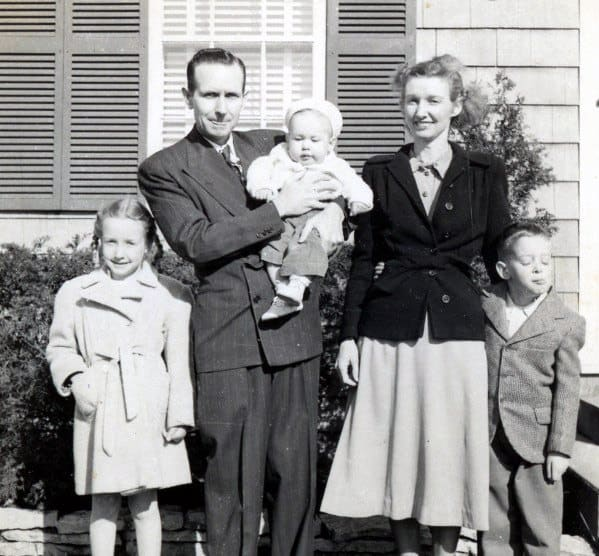 Family Man 1950s Fashion