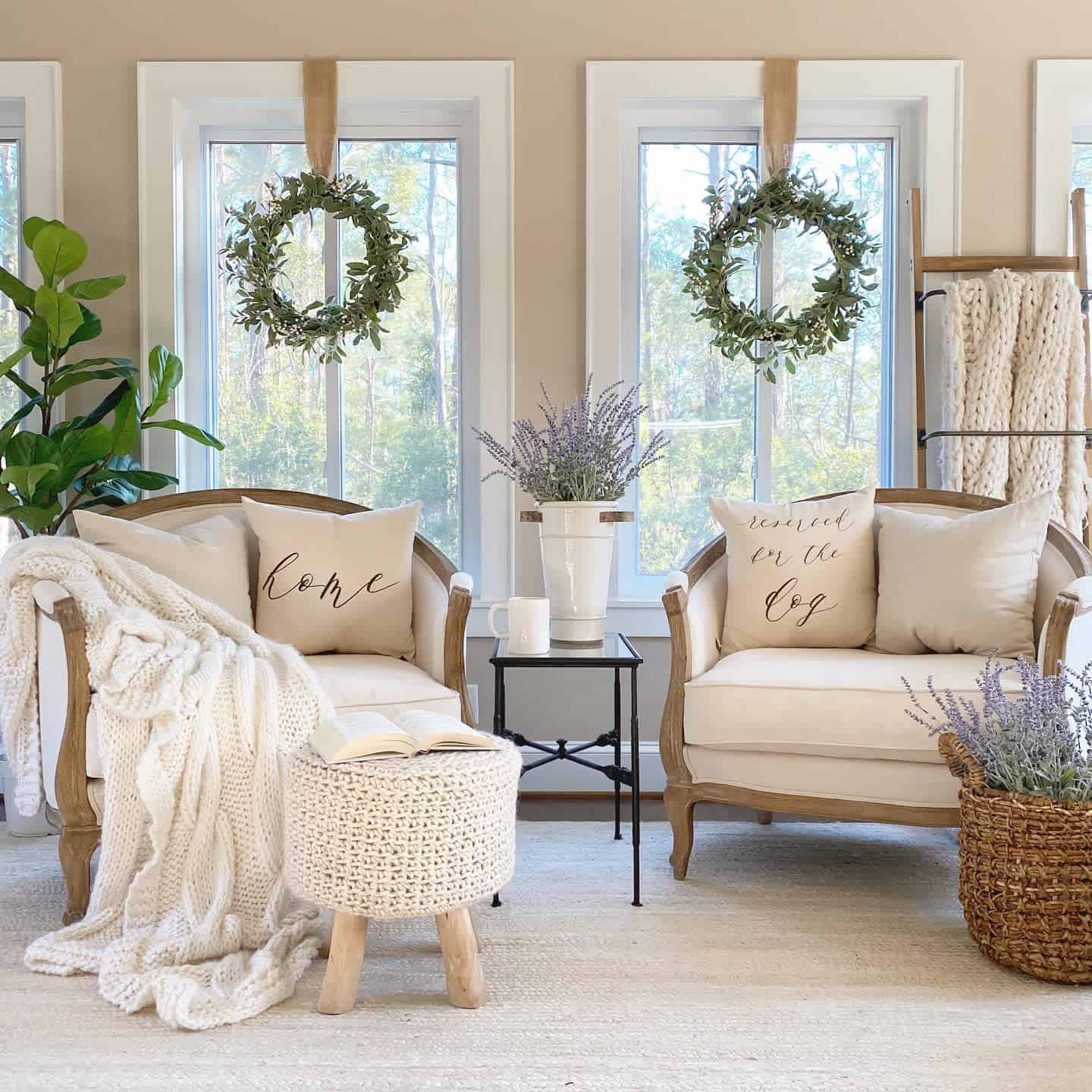 Farmhouse Chic Farmhouse Living Room Ideas Caligirlinasouthernworld