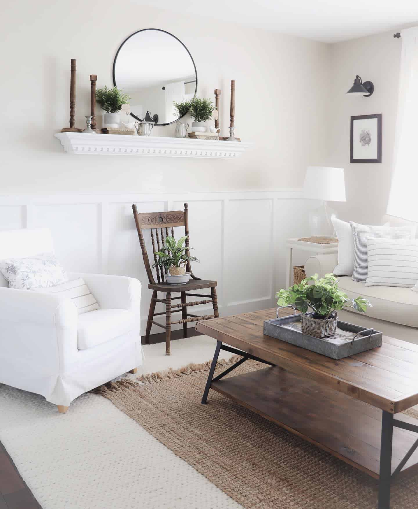 Farmhouse Chic Farmhouse Living Room Ideas Freshfarmhousefeels