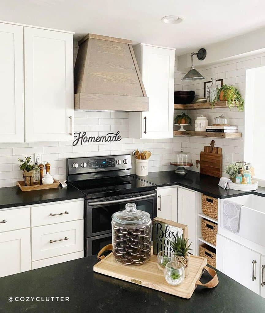 Image of: The Top 70 Best Modern Farmhouse Kitchen Ideas Interior Home And Design