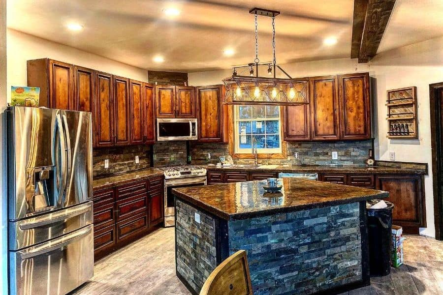 The Top 98 Farmhouse Kitchen Ideas – Interior Home and Design