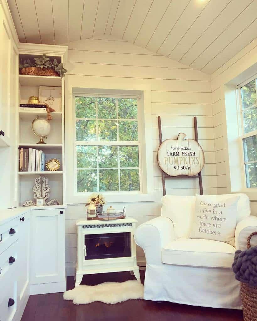 Farmhouse She Shed Ideas Grosgrainlane