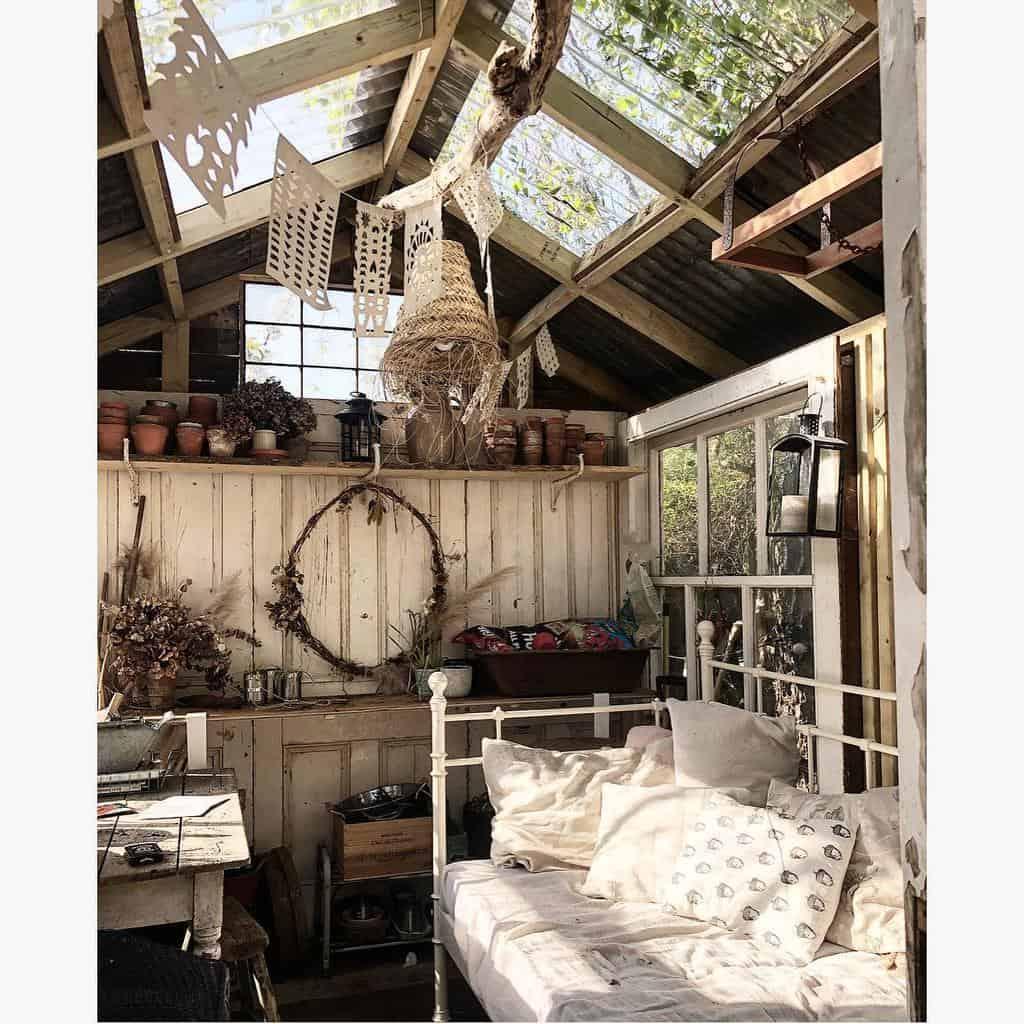Farmhouse She Shed Ideas Kinship Creativedc