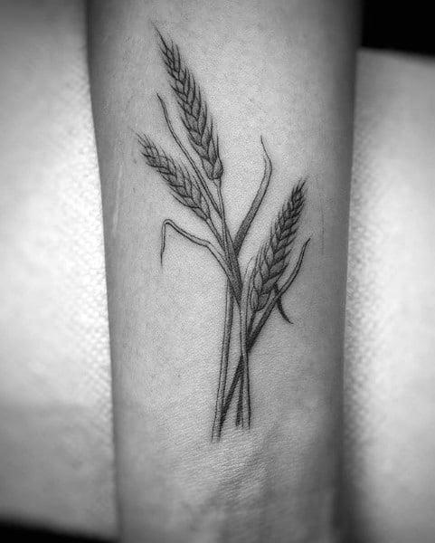 Farming Guys Tattoo Designs