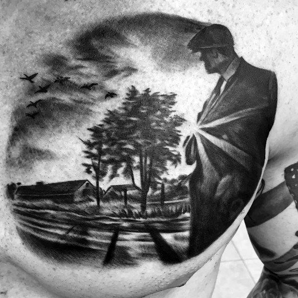 Farming Tattoo Inspiration For Men