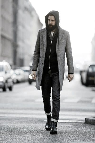 Fashioanble Guys Fall Outfits Style Ideas
