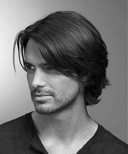 40 men's haircuts for straight hair - masculine hairstyle