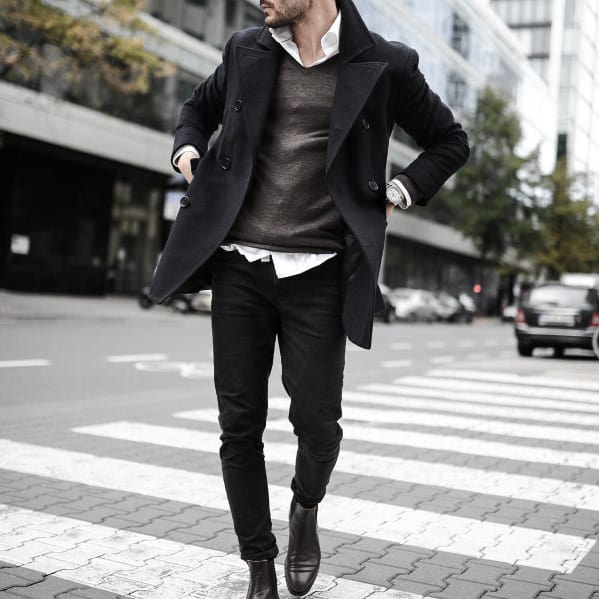 Fashion Ideas For Gentlemen Business Casual Outfits Style