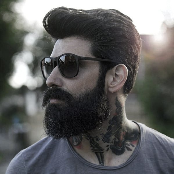Fashion Mens Beard Styles Awesome Ideas