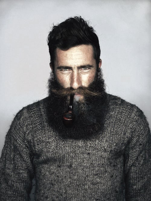 Fashion Mens Beard Styles Big Ideas