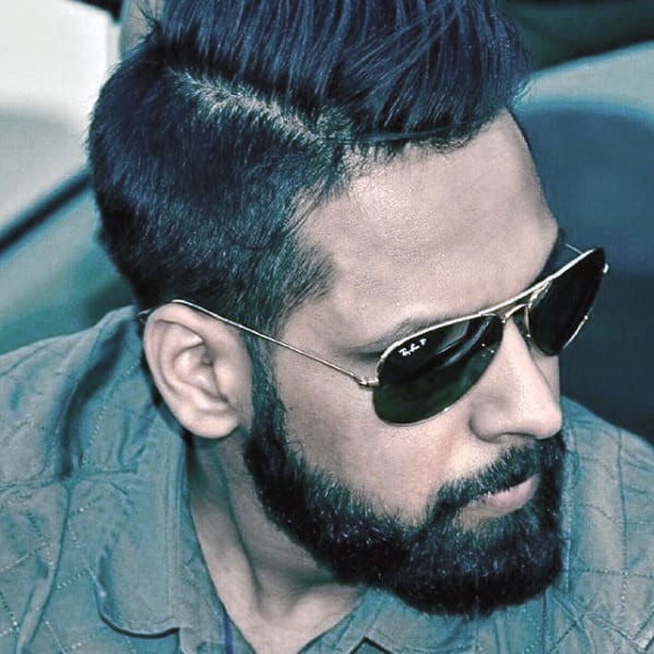 Fashion Mens Beard Styles Cool Ideas