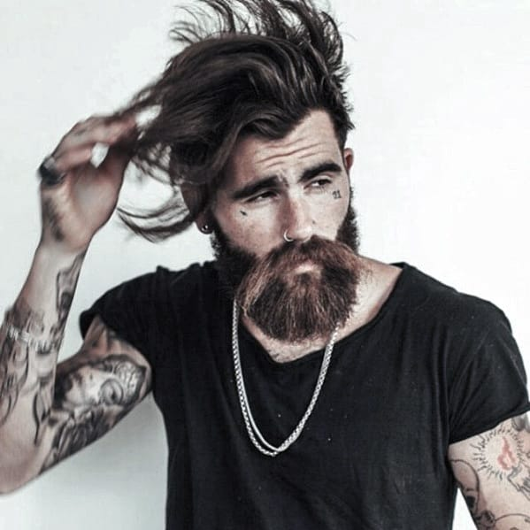Fashion Mens Beard Styles Nice Ideas