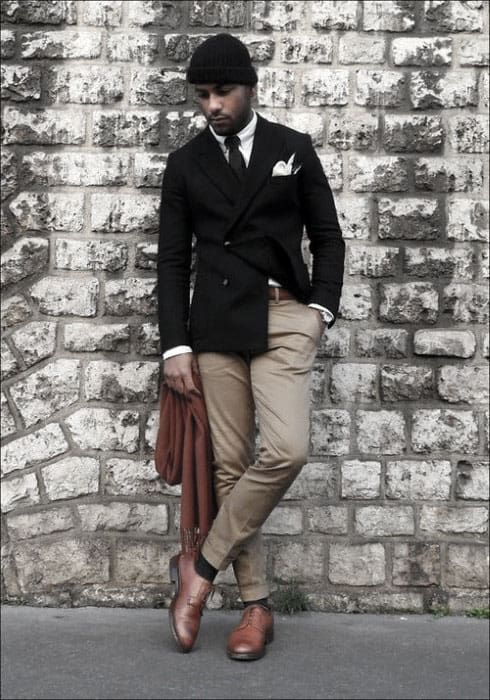 5 Truths For Black Men's Style | Fashion And Grooming Tips For The Man Of African Descent This is a guest post by Letroy Woods of Man Becomes Style. His website is able to fuse cultural aspects, modern trends and traditional values to provide advice on grooming, attire, fitness and personal development that's suited specifically to black men living in an era where personal image is paramount.