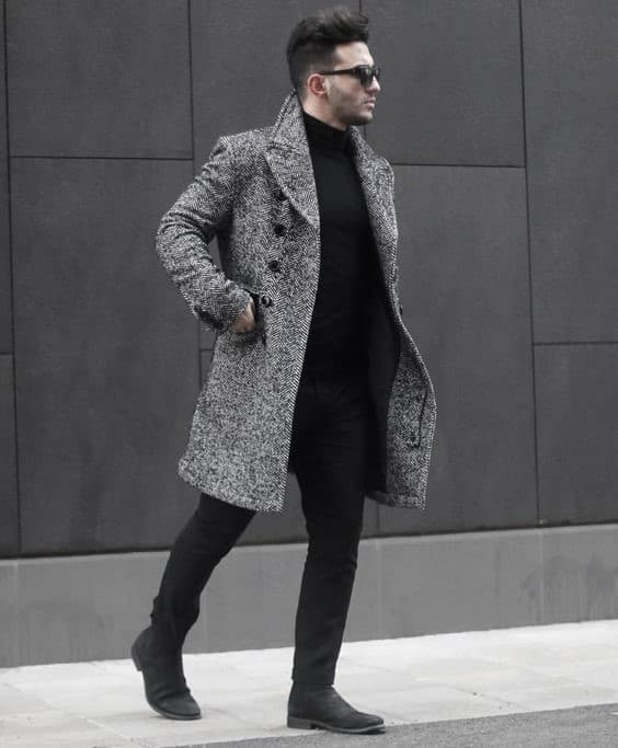 Fashion Mens Winter Outfits