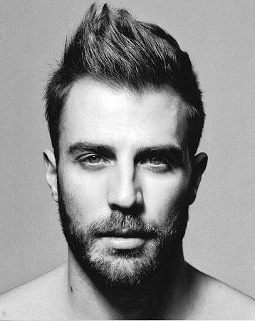 Fashionable Hairstyles For Men With Short Thick Hair