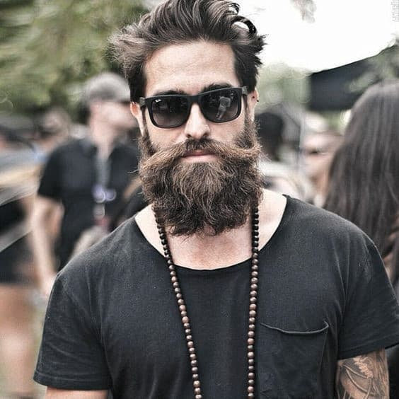 Fashionable Male Beard Awesome Styles