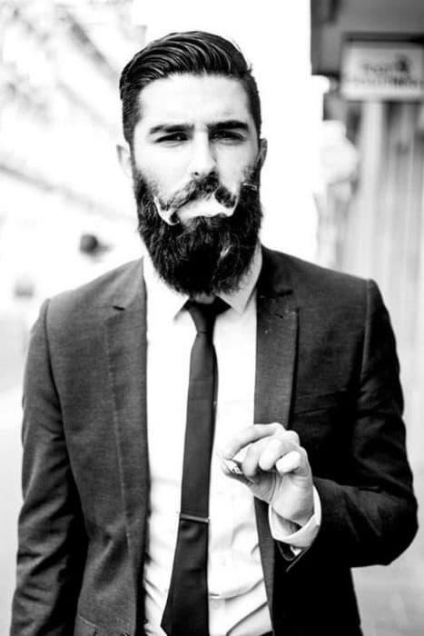 Fashionable Male Beard Classy Styles