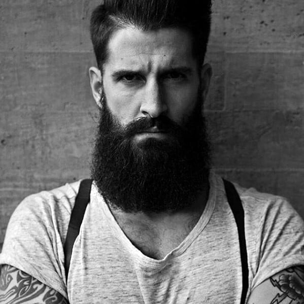 Fashionable Male Beard Great Styles